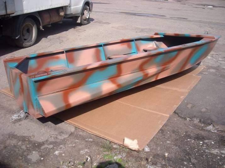лодка мста 370