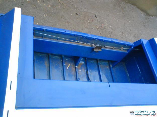 доска для транца лодки крым